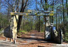 Arboretum Bramy Morawskiej w Raciborzu