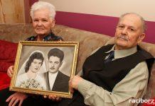 60 lat po ślubie państwa Marchwickich z Raciborza