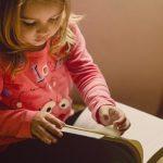 dziecko przedszkolak nauka ksiazka