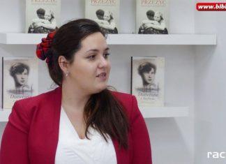 Głosy ocalonych kobiet. Spotkanie z Sylwią Winnik w bibliotece