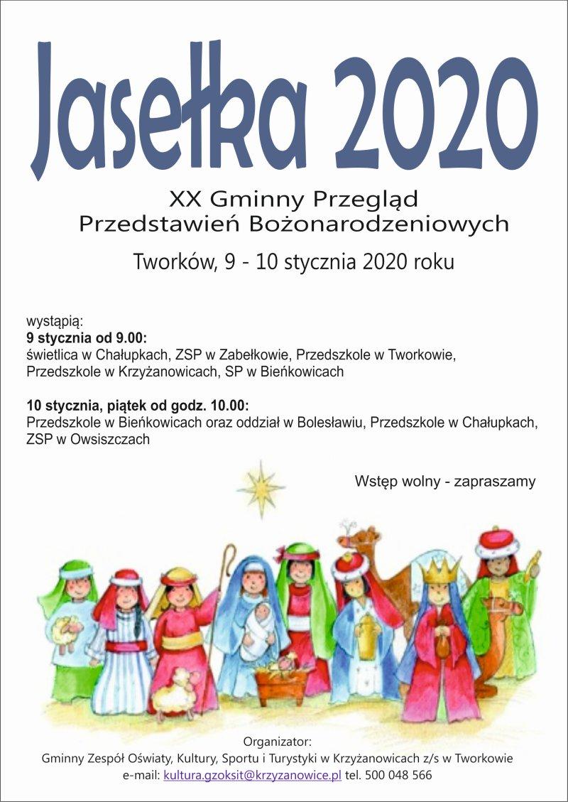 jaselka 2020 tworkow