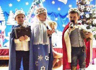 Przedszkolaki z Bojanowa wystawiły jasełka