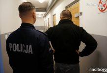 Poszukiwany listem gończym w rękach raciborskiej policji