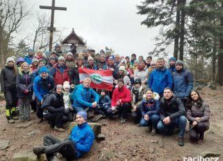 PTTK Racibórz zorganizował wyprawę na Łysicę