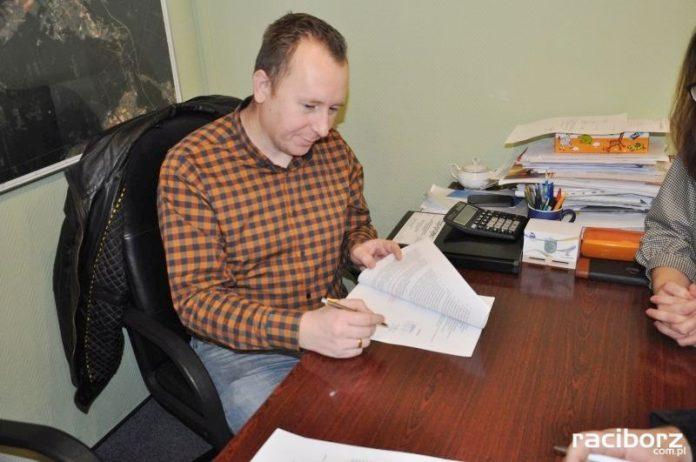 Podpisano umowę na remont ul. Cysterskiej w Rudach