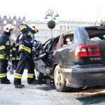 Finał WOŚP w Raciborzu: Pokazy strażackie