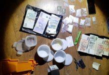 POLICJANCI ZLIKWIDOWALI LABORATORIUM DO PRODUKCJI METAAMFETAMINY