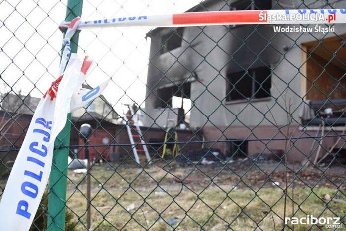 Wybuch gazu w Radlinie. 61-latek z poparzeniami trafił do szpitala