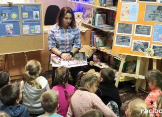 O Wandzie Chotomskiej w rudzkiej bibliotece