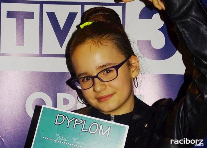 Sukces Julii Kapusty z Kuźni Raciborskiej
