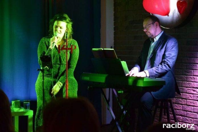 Katarzyna Pluta zaśpiewała w Kuźni Raciborskiej