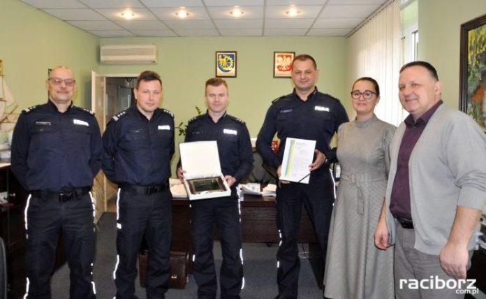 Komisariat Policji w Kuźni Raciborskiej najlepszy na Śląsku