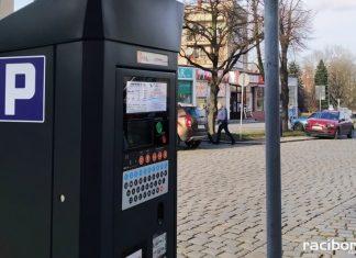 Strefa płatnego parkowania w Raciborzu