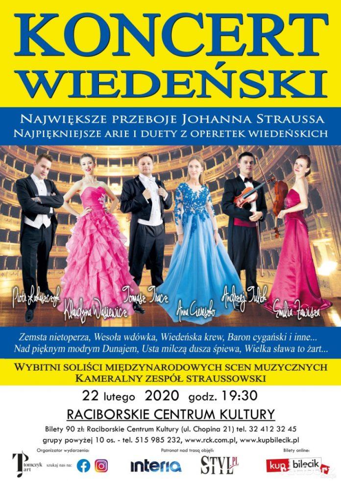Koncert wiedeński RCK