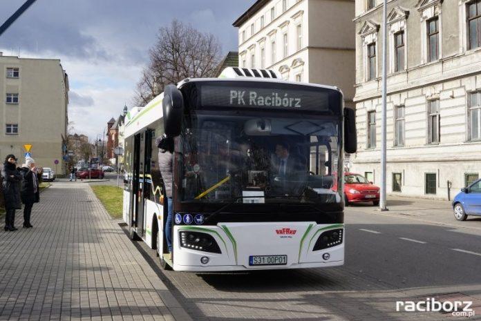 Racibórz e-bus Rafako