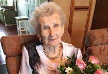 Jubileusz 90. rocznicy urodzin obchodziła Teresa Wolnik z Grzegorzowic