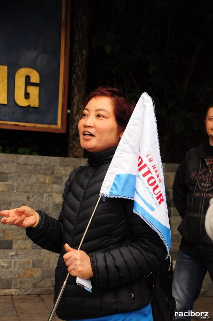 Bùi Hà - pracująca w branży turystycznej mieszkanka Hanoi, mówi o tym jak w Azji postępuje się podczas zagrożenia epidemią