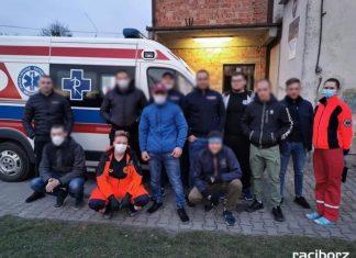 Niebieskie Południe 07 pomogło ratownikom medycznym