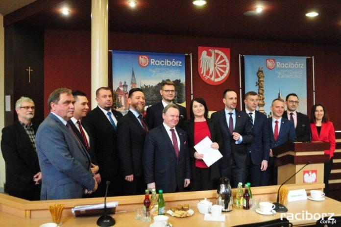 Jest szansa na powrót połączeń kolejowych z Raciborza do Głubczyc