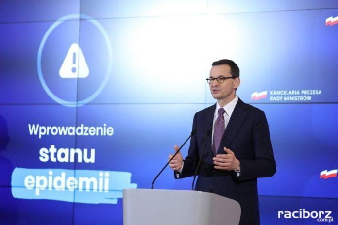 Premier RP Mateusz Morawiecki