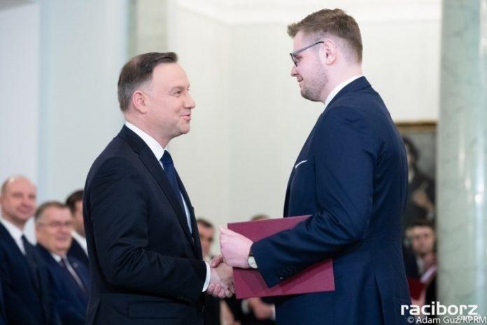Michał Woś ministrem środowiska