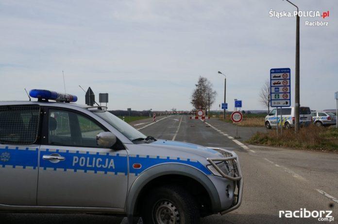 policja granica
