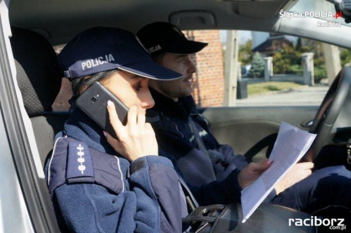 policja raciborz