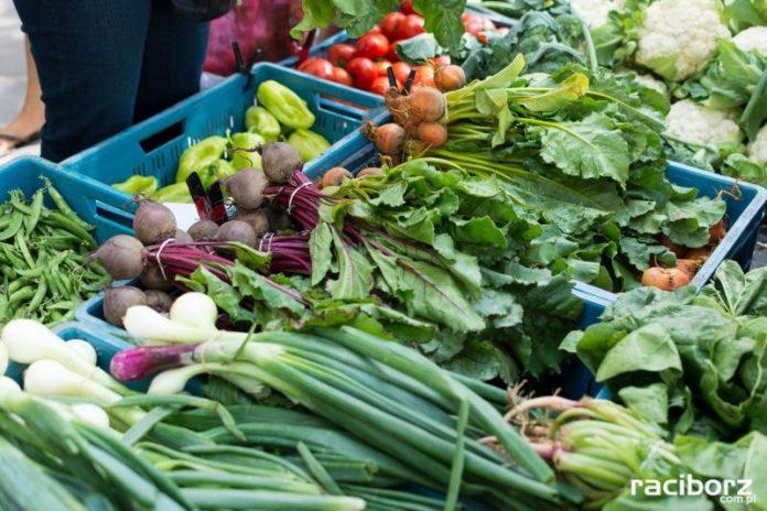 targ warzywa