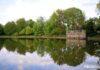 Park Roth wiosną