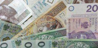 pieniadze zloty pln