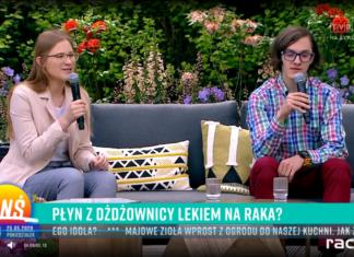 """Uczeń wodzisławskiego Tischnera w """"Pytaniu na śniadanie"""""""