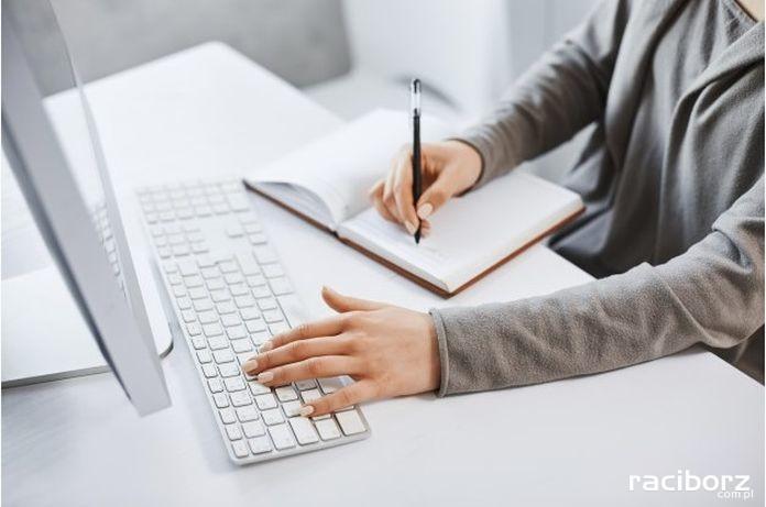 biznes komputer