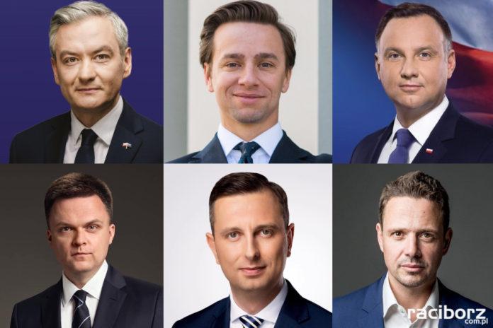 kandydaci na prezydenta