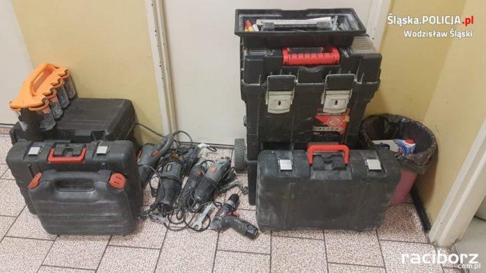 Policja odzyskała skradziony sprzęt