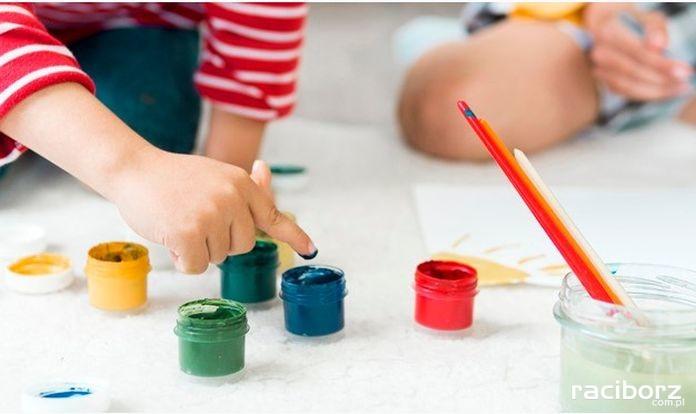 malowanie dzieci plastyka