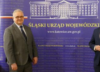 Zmiana na stanowisku Państwowego Wojewódzkiego Inspektora Sanitarnego w Katowicach