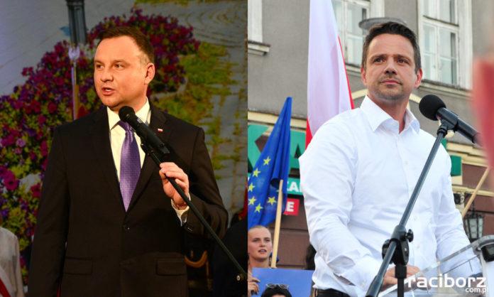 Trzaskowski Duda