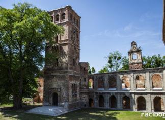 Ruiny w Tworkowie
