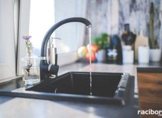 kran woda kuchnia