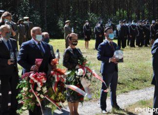Upamiętniono 28. rocznicę pożaru w Kuźni Raciborskiej