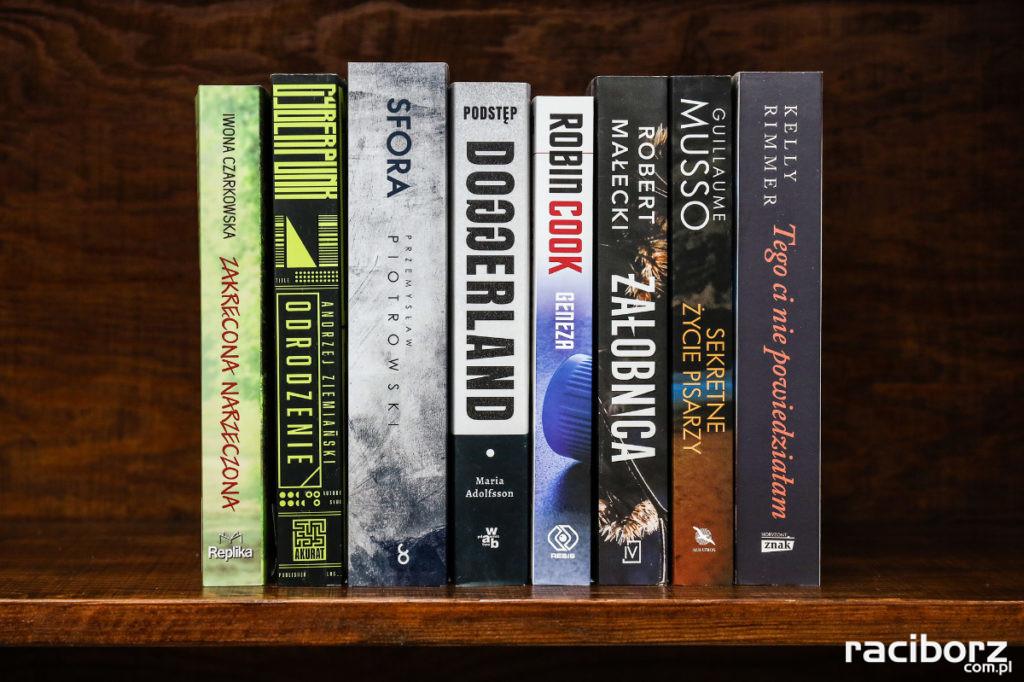Nowości w raciborskie bibliotece