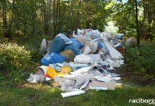 odpady las obora