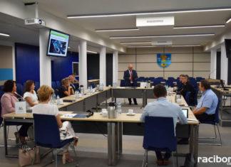 Posiedzenie Komisji bezpieczeństwa i porządku powiatu wodzisławskiego