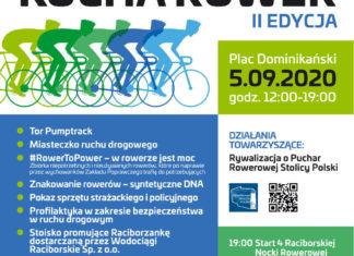 Racibórz kocha rower