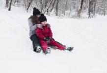 ferie zima snieg