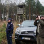 policja straz lesna kuznia raciborska 0