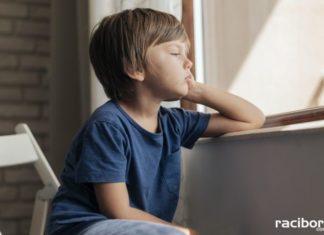 dziecko smutek