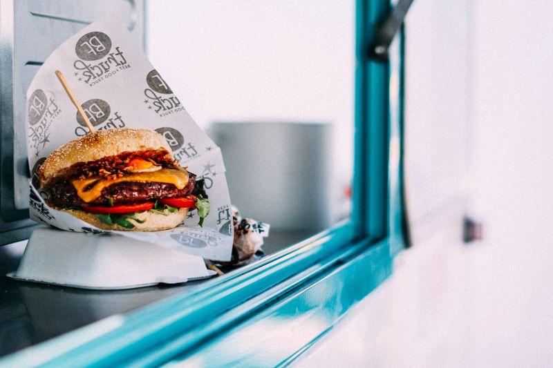 food trucki burger