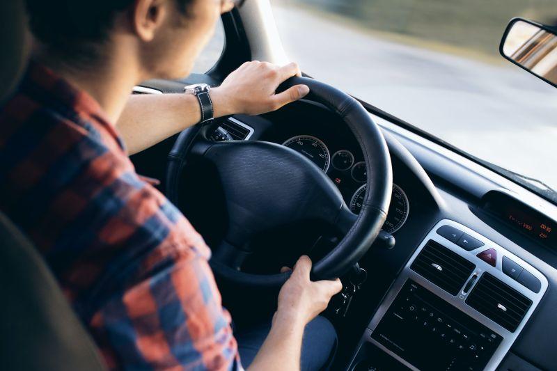kierowca samochod