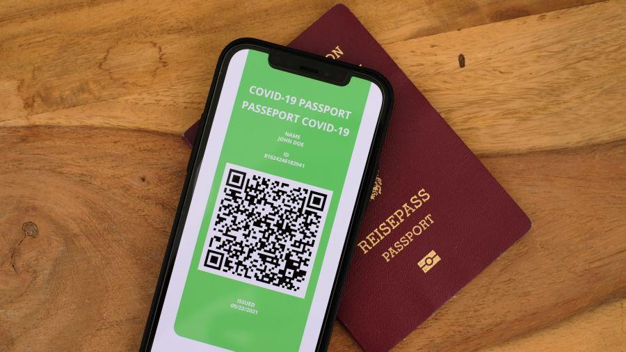 koronawirus paszport